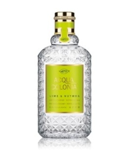 4711 Acqua Colonia Lime & Nutmeg Eau de Cologne 170 ml