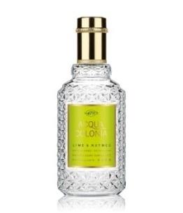 4711 Acqua Colonia Lime & Nutmeg Eau de Cologne 50 ml