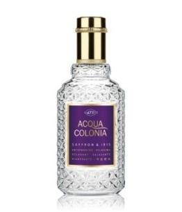 4711 Acqua Colonia Saffron & Iris Eau de Cologne 50 ml