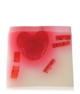 Bomb Cosmetics Soap Slices Crazy Cupid Stückseife  100 g