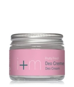 i+m Naturkosmetik Fruity Fresh Deodorant Creme  30 ml