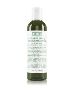 Kiehl's Cucumber Herbal Alcohol-Free Toner Gesichtswasser 250 ml